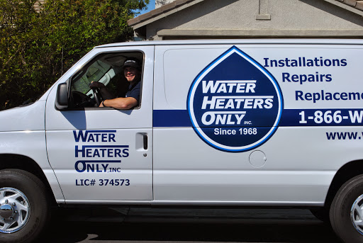Water Heaters Only, Inc. in Oakland, California