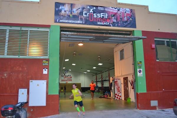 Box Olimpo Málaga