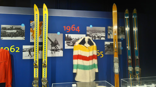 Musée Laurentian Ski Museum à Saint-Sauveur (QC) | CanaGuide