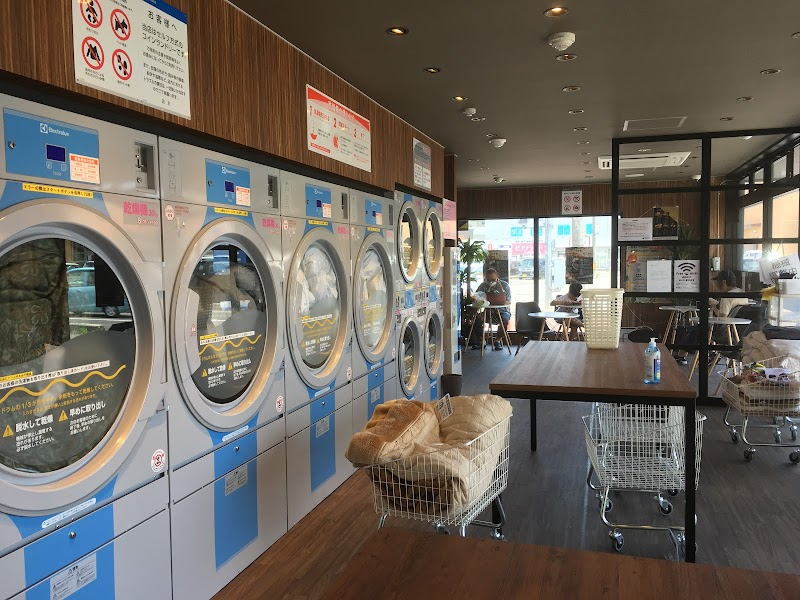 ECO WASH CAFE 郡山新屋敷店