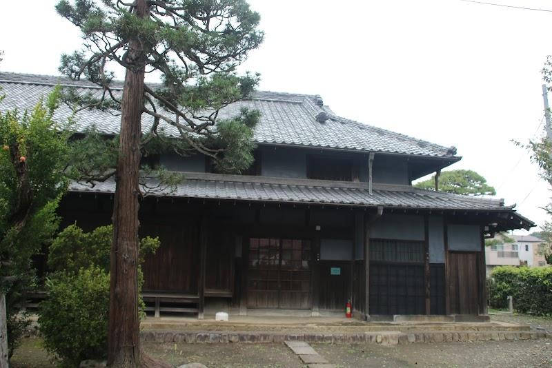 旧ヤマジュウ田村家住宅
