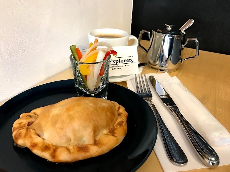 The Explorers coffee,tea&alcohol Lab(ジ エクスプローラズ コーヒー、ティーアンドアルコール ラボ)