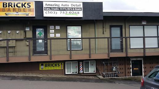 Brick's Barber Shop