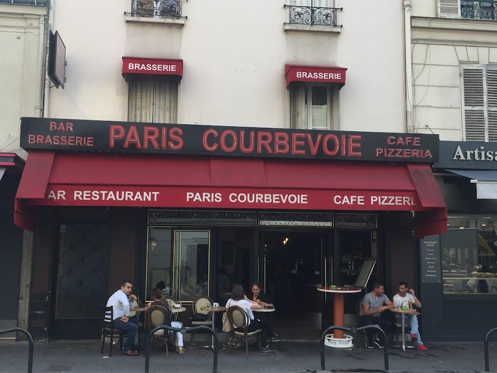 photo du resaurant Paris Courbevoie