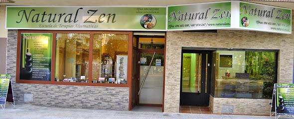 imagen de masajista Natural Zen