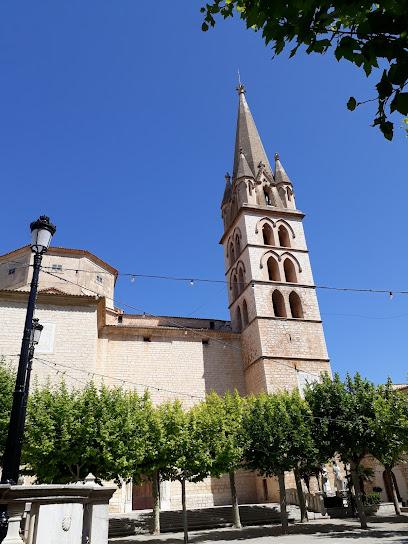 Església de Santa Maria de Robines