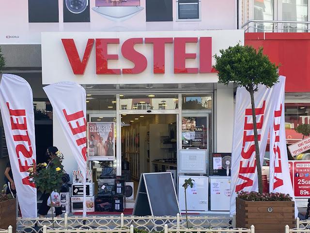 Vestel Yetkili Satiş Mağazasi