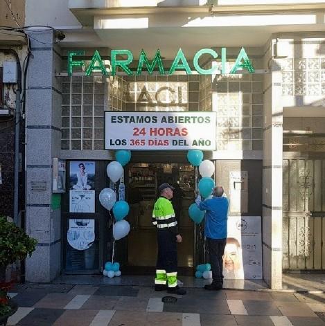 Farmacia Puya 24 HORAS