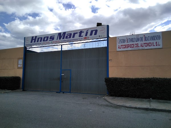 Desguace Hnos Martín