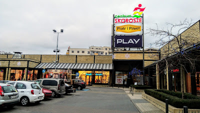 Ch Skorosze Shopping Centre In Otwock Poland Top Rated Online