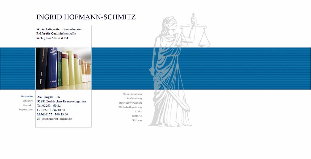 Ingrid Hofmann-Schmitz