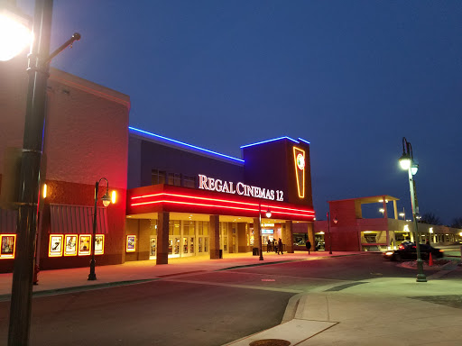 Movie Theater «Regal Cinemas Laurel Towne Centre 12», reviews and photos, 14716 Baltimore Ave, Laurel, MD 20726, USA