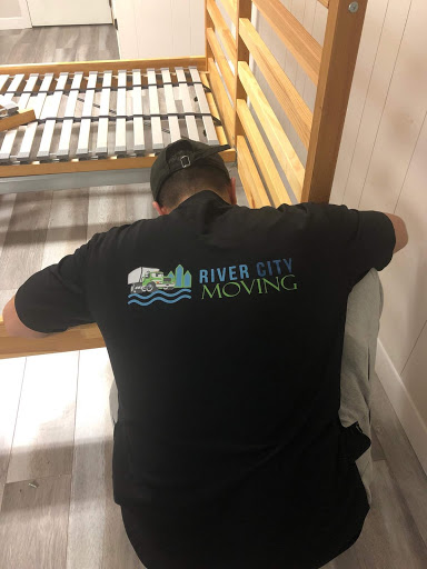 Mover River City Moving ltd in Moncton (NB) | LiveWay