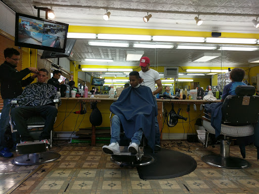 Barber Shop «Brooklyn Barber Shop», reviews and photos, 201 Talmage Ave, Bound Brook, NJ 08805, USA