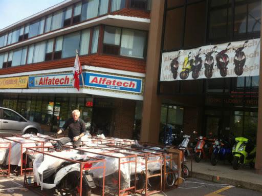 Réparation de moto Alfatech inc. à Kingston (ON) | AutoDir