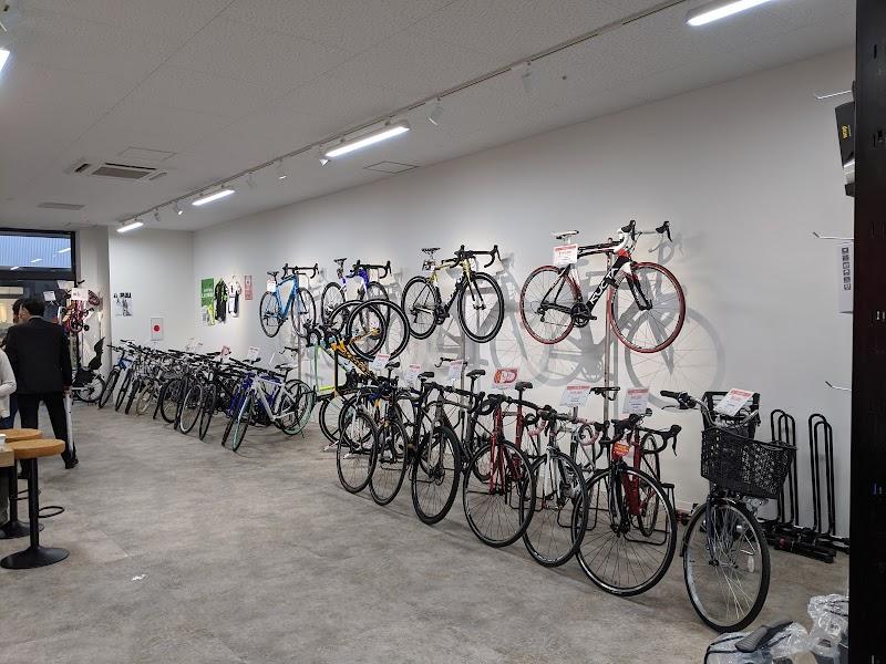 自転車買取販売専門店 バイチャリ福岡アイランドシティ店