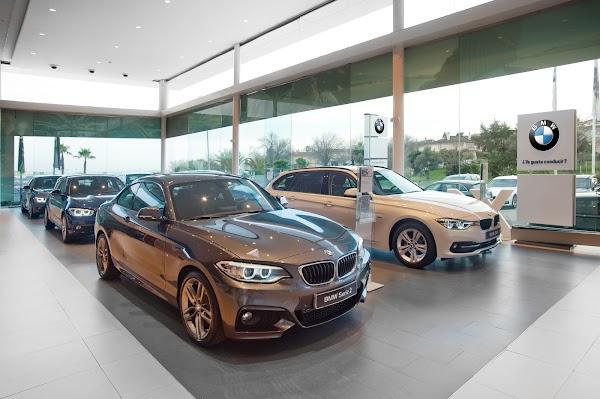 Aljarafe Motor BMW