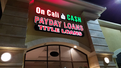 On Call Cash in Las Vegas, Nevada