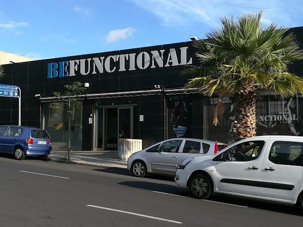 Befunctional Tenerife