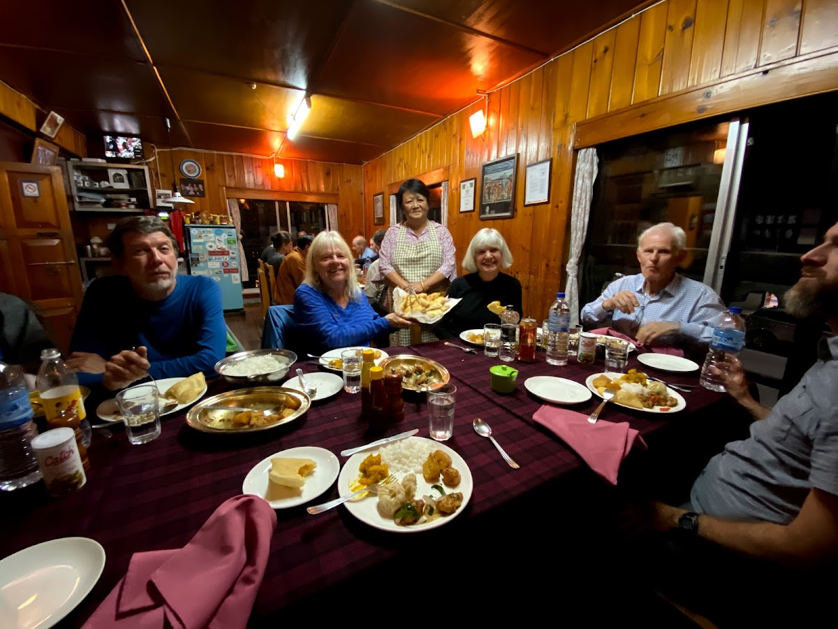 Google Review Of Sonam Trophel Restaurant Indian Bhutanese Chinese By Mike W Miller