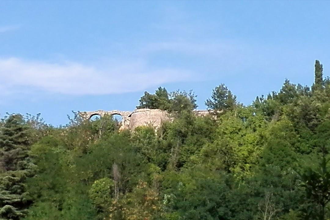 Resti della Rocca Vecchia