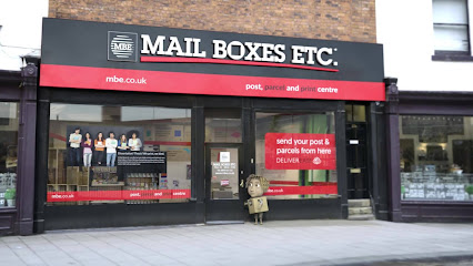 Mail Boxes Etc. Ayr