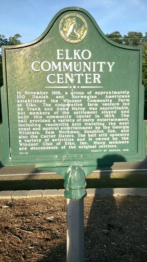 Community Center «Elko Community Center & Recreation Area», reviews and photos, 6216 White Oak Rd, Sandston, VA 23150, USA