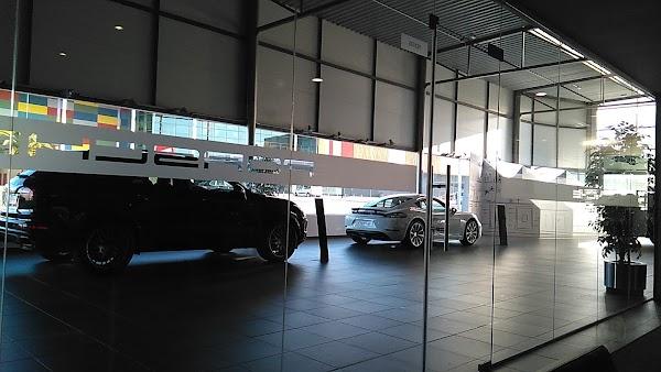 Centro Porsche Toledo