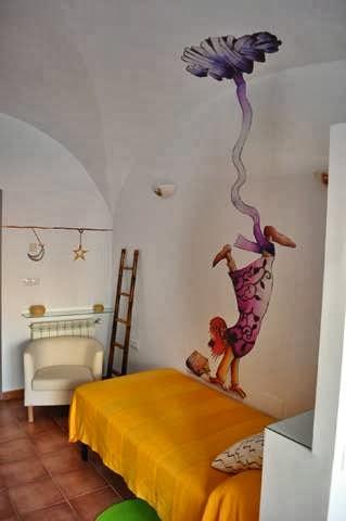 La Casa Pintada: El Cuento 1 ¿Dónde Dormir en Cáceres?
