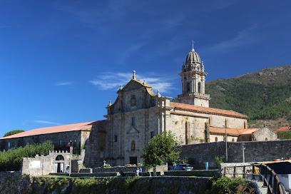 Royal Monastery of Santa María de Oia