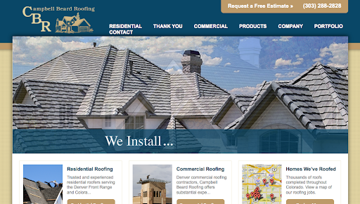Campbell Beard Roofing Inc in Denver, Colorado