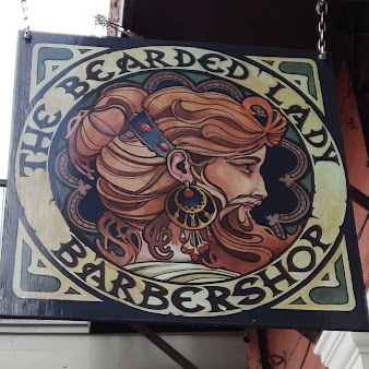 Bearded Lady Barber Shop
