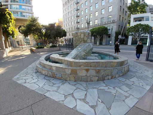 Park «Grand Hope Park», reviews and photos, 919 S Grand Ave, Los Angeles, CA 90015, USA