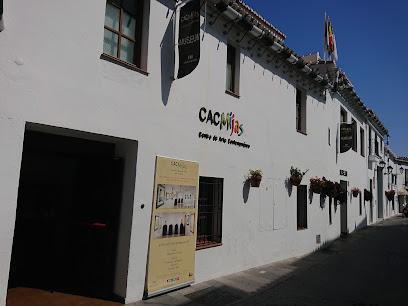 CAC Mijas (Centro de Arte Contemporáneo)