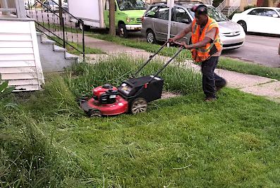 ABC Co., Landscaping