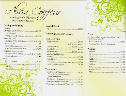 Hairdresser «Alicia Coiffeur», reviews and photos, 122 N Beverwyck Rd, Lake Hiawatha, NJ 07034, USA