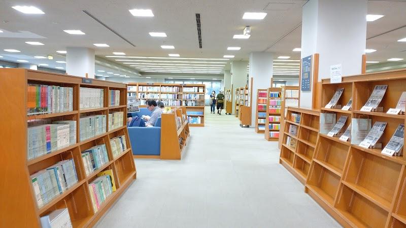 印西市立大森図書館
