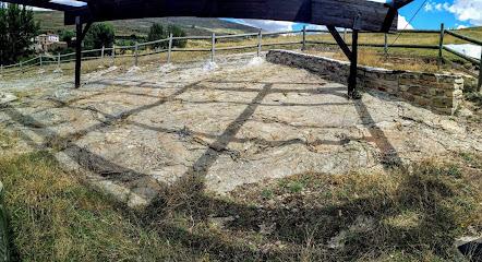 Yacimiento de Icnitas de Salgar de Sillas