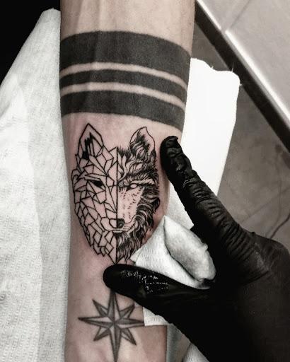 Big Eyes Tattoo