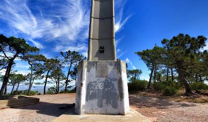 Cruz Desierto de las Palmas