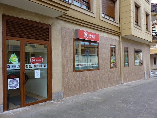 Academia de idiomas Mondragon Lingua Oñati