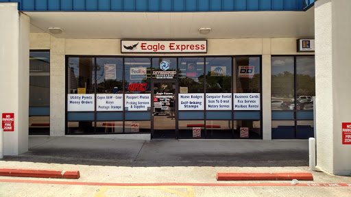 Eagle Express Mailing & Business Services, 108 East FM 2410 Road # F, Harker Heights, TX 76548, Shopping Mall