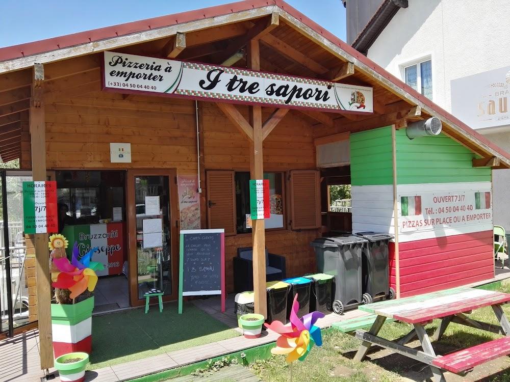 photo du resaurant I TRE SAPORI = LE CHALET douane de Perly - Pizzeria à emporter St Julien en Genevois