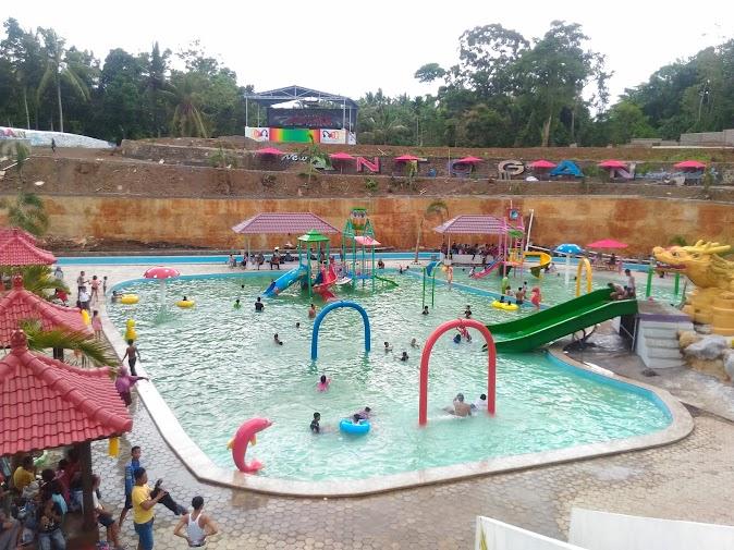 Antogan Pesona Waterpark