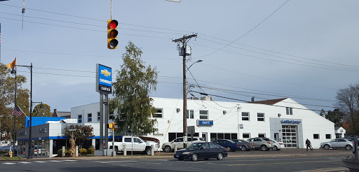 Chevrolet Dealer «Carter Chevrolet», reviews and photos, 1229 Main St, Manchester, CT 06040, USA