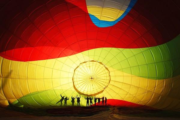Airona Globus-Volem en globus per lEmpord