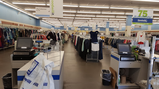 Goodwill Industries of New Mexico - Clovis, 2005 N Prince St, Clovis, NM 88101, USA, Thrift Store