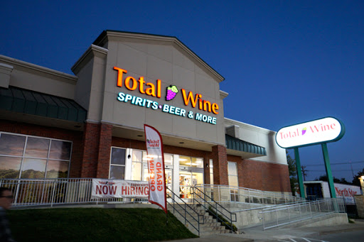 Wine Store «Total Wine & More», reviews and photos, 90 Brentwood Promenade Ct, Brentwood, MO 63144, USA