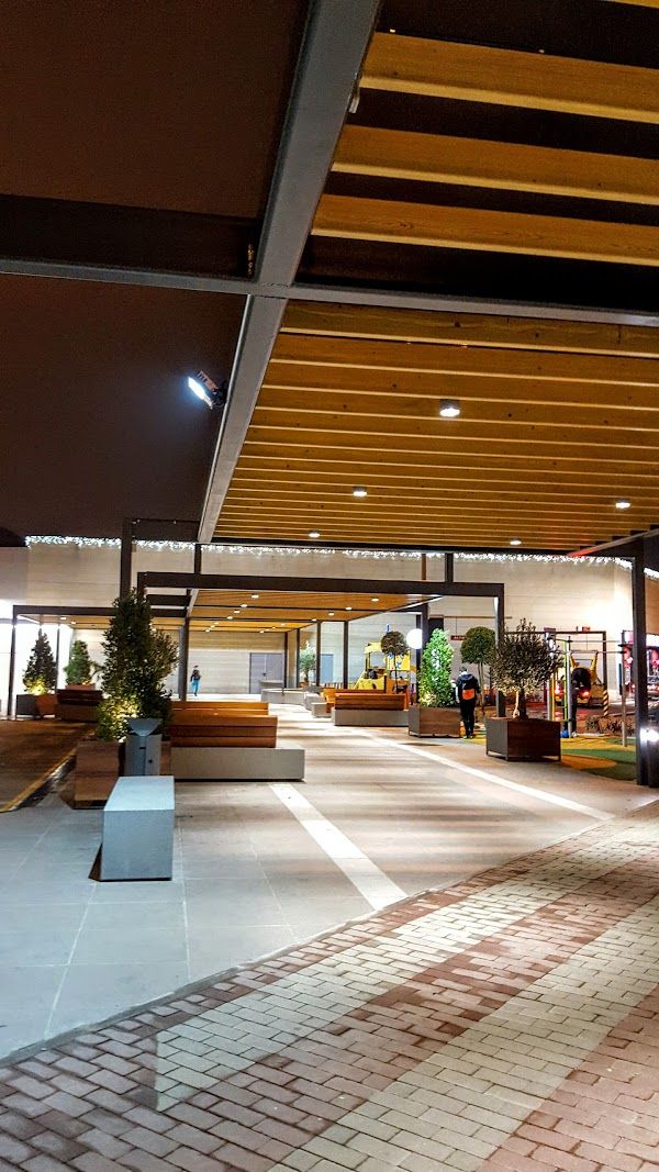 Centro Comercial Alcampo