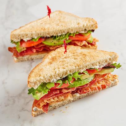 Sandwich shop McAlister's Deli